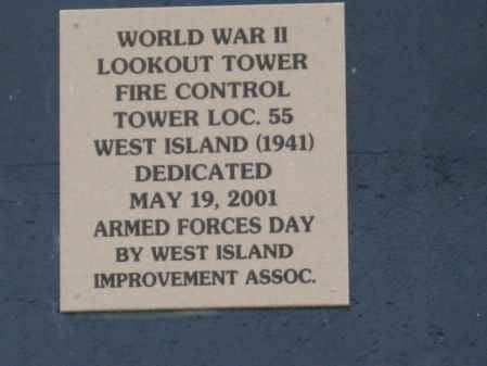 2 tower sign