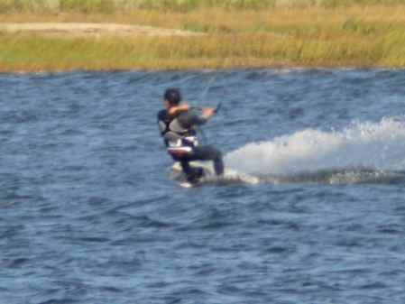 Ken cruising