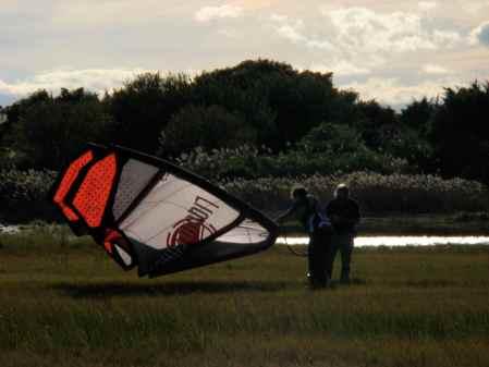 Ken kite land
